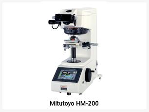 미쯔토요 마이크로비커스 경도시험기 HM-200시리즈